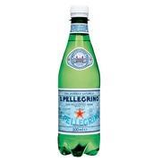 Pack of 24 bottles sparkling water San Pellegrino 50 cl