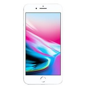 Apple iPhone 8 Plus - argenté(e) - 4G LTE, LTE Advanced - 64 Go - GSM - smartphone