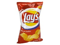 Chips salted Lay's 150 g