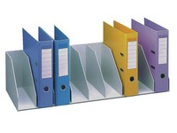 Vertical sorter, 90 cm, 10 compartments