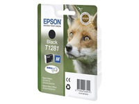 Cartridge Epson T1281 Schwarz