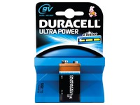 Pile AAAA - LR61 Duracell Ultra Power - Blister de 1 pile 9 volts