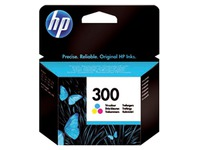 Cartridge HP 300 Farbig