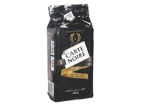 Pack of 225 g ground coffee with well-balanced aroma Carte Noire