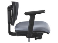 Pair of 2D armrests for chair Bruneau Activ'