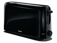 Philips Daily Collection HD2598 - grille-pain - noir (HD2598/90)