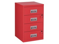 Monobloc filing cabinet Budget 4 drawers