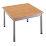 Classic low table, 60 x 60 cm