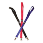 Box of 10 fabric lanyards