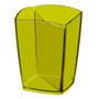 Plastic pencil holder Cep Color translucent