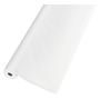 Non-woven tablecloths Duni white 1,20 x 25 m